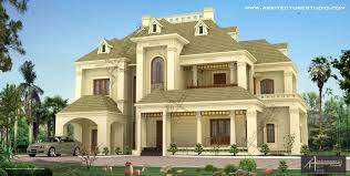 Simple House Designs by Colonial Style House Designs In Kerala At 3500 Sqft U0026 5000 Sqft
