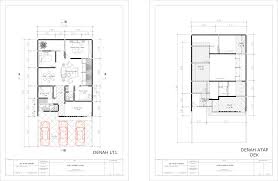 House Layout by Gallery Of Vertical Barcode House Gayuh Dudi Utomo 12