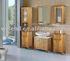 Pine Bathroom Furniture Pine Wood Bathroom Cabinet Furniture China Mainland Bathroom