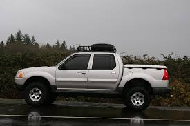 ford ranger lifted lifted sport tracs picture thread ford explorer and ford ranger