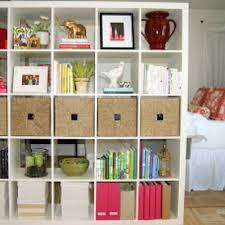 Shelf Room Divider Expedit Bookshelf Room Divider Room Dividers Tip Junkie