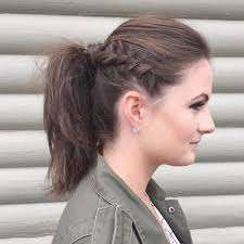 shoulder lengh hair but sides have snapped what hairstyle make it look better 29 simple hairstyles that look anything but simple