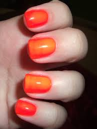 how to make neon polish look good polish me please