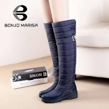 womens boots rubber sole s knee high winter boots rubber sole warm fur