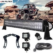 polaris rzr light bar 14 16 polaris rzr xp1000 900 30 led light bar mounting bracket