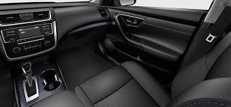 Nissan Altima Black Interior 2018 Nissan Altima 2 5 Sr Price U0026 Specs Nissan Usa
