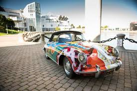 lord won t you buy me a mercedes sotheby s to auction janis joplin s 1965 porsche ny daily