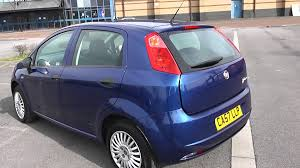 fiat grande punto active multijet 75 1 2 diesel manual