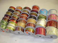 bulk ribbon spools craft supplies wholesale ebay