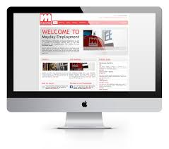web design home based jobs recruitment agency website built on wordpress with job posting
