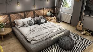 Vintage Bedroom Ideas Modern Vintage Bedroom Ideas With Grey Colors Nice Room Design