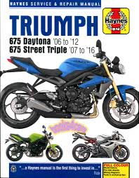 triumph manuals at books4cars com