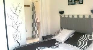 chambre noir et blanche chambre et blanche à guérande 25277