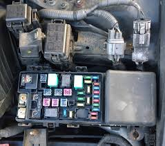 honda accord 2005 headlight relay location motor vehicle