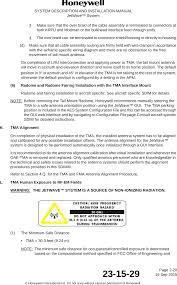 jetwave ka band aviation radio user manual 23 15 29r001 book ems
