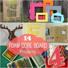 14 foam core board projects organize and decorate everything