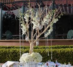 manzanita centerpieces wedding chair covers in dc md va prices packages