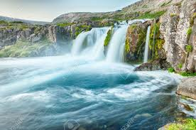 Most Beautiful Waterfalls by Dynjandi Is The Most Famous Waterfall Of The West Fjords And