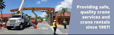 crane service and rental company in st thomas vi