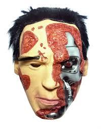 Terminator 2 Halloween Costume Terminator 2 Latex Face Mask Sci Fi Movie Masks