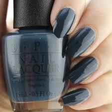 fall nail colors 2016 grey nail polish laque nail bar blue gray