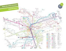 Tripadvisor Map Luxembourg Bus Map Mapping And Wayfinding