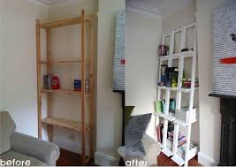 leaning bookshelves ikea 7 best furniture images on pinterest ikea hackers bookcases and