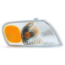 turn signal parking light assembly lkq parts turn signal light assembly to2521150n read reviews on