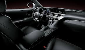 lexus 2014 black lexus rx350 f sport interior best cars news