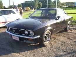 1976 opel manta opel manta a 1600 coupe 1970 75