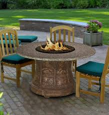 Outdoor Firepit Tables 38 Best Pit Tables Images On Pinterest Bonfire Pits