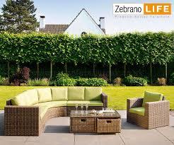 Rattan Curved Sofa Zebrano Knightsbridge Curved Corner Suite Totally