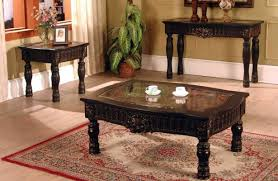oak end tables and coffee tables coffee table zipcode design norma 3 piece coffee table set reviews