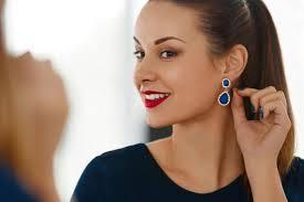 how to wear hair behind the ears earrings lovetoknow