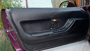 1987 corvette door panels corvette door c