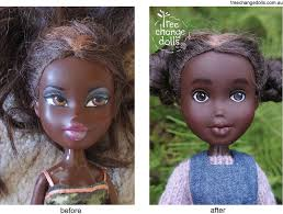 dolls are finally inspiring to achieve excellence not