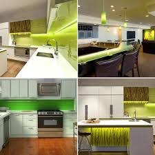 Led Strip Lights In Kitchen by Led Kitchen Lighting Under Cabinet Led Lighting Buy Now From