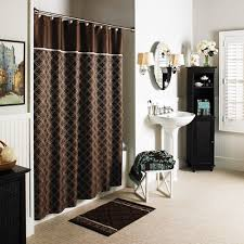 Green And Brown Shower Curtains Green And Brown Shower Curtain Homes And Gardens Galerie