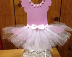 tutu centerpieces for baby shower jar tutu candy jar tutu tutus for vases ballerina
