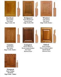 Styles Of Kitchen Cabinet Doors Birch Kitchen Cabinet Doors Choice Image Glass Door Interior