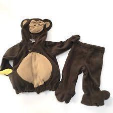 Monkey Halloween Costumes Navy Monkey Costume Ebay