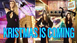 kardashian family christmas card w christen gerhart daily