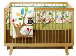 Boy Owl Crib Bedding Sets Choosing Best Owl Crib Bedding Set Tips
