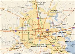 map houston harris county harris county color map