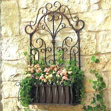 decorations wrought iron decorative wall shelf wrought iron