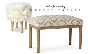 Kid Friendly Coffee Table For A Baby Friendly Coffee Table Lovely Indeed