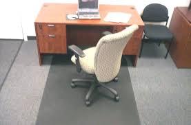 Computer Desk Floor Mats Floor Mat For Desk Chair Bamboo Office Mats And Wood Protector