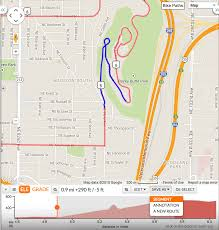 Map Route Maker by The Elevation Profile For Routes Ride With Gps Help