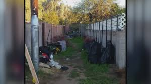 elderly couple deal with homeless camp in backyard 3tv cbs 5