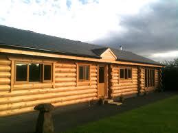 ludlow log home british log cabins